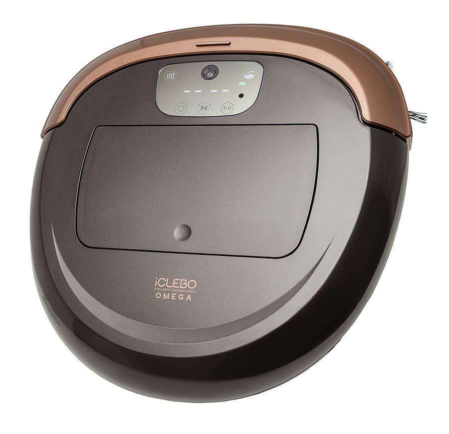Обзор робота iClebo Omega - плюсы и минусы пылесоса, цена и где купить