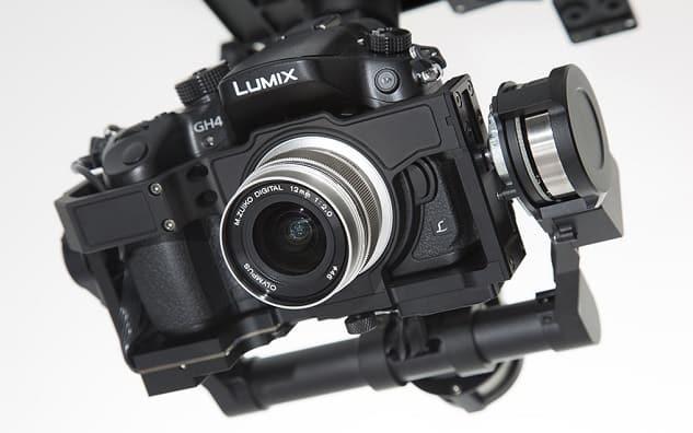 Профессиональный подвес для беззеркальной камеры