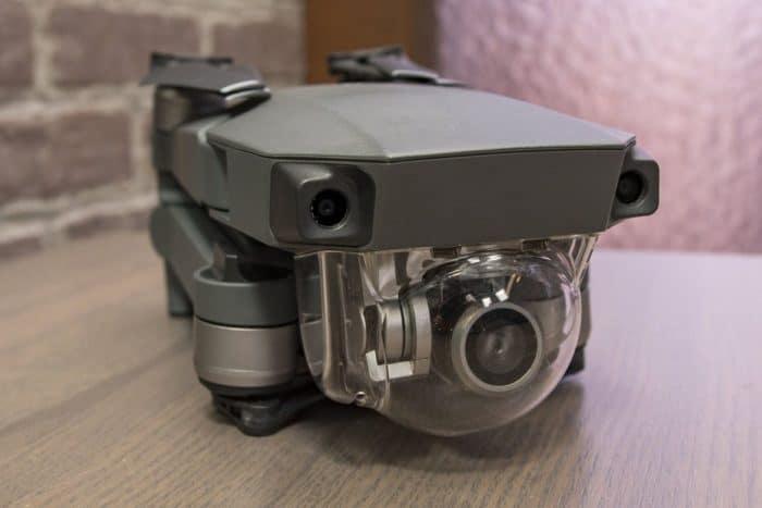 Защита камеры пластиковая к коптеру mavic этикетки карбон combo по акции