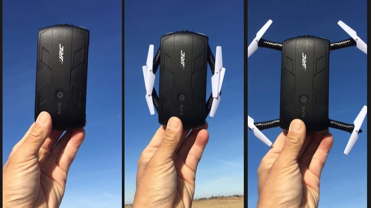 Карманный квадрокоптер JXD 512W Elfin с FPV камерой и функцией возврата купить в магазине Оксиробот по невысоким ценам с доставкой