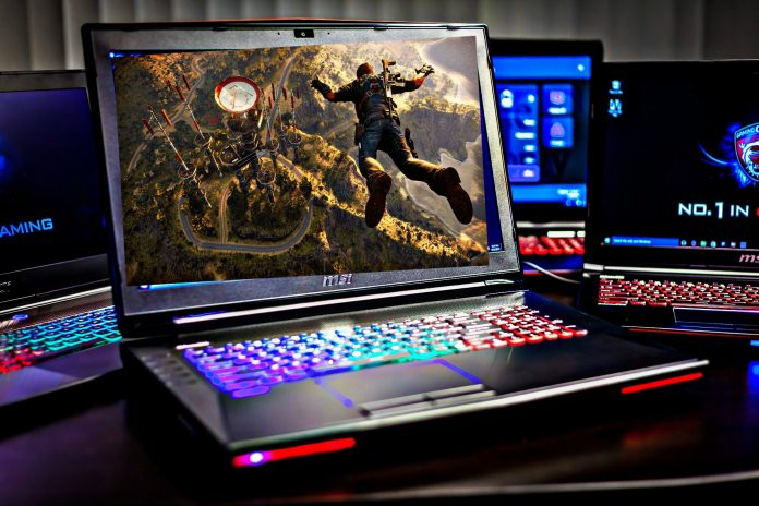 Рейтинг игровых ноутбуков
