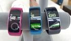 Дизайн и расцветка Samsung Gear Fit 2 Pro
