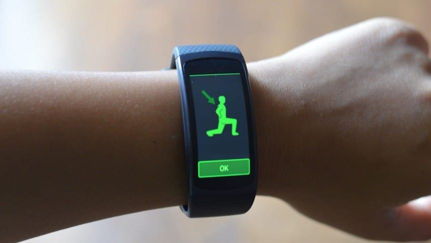 Мониторинг физической активности