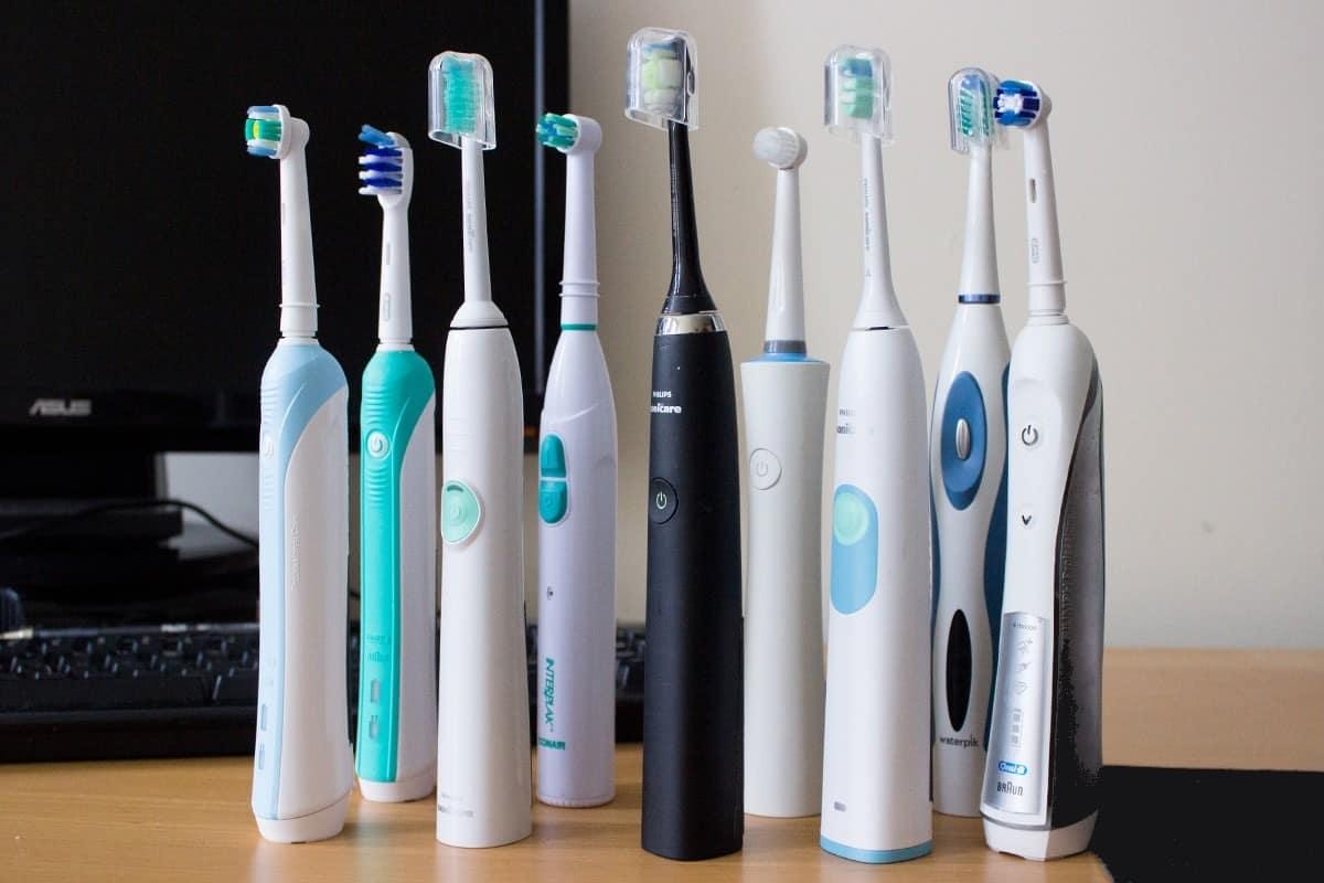 Выбор электрической зубной щетки