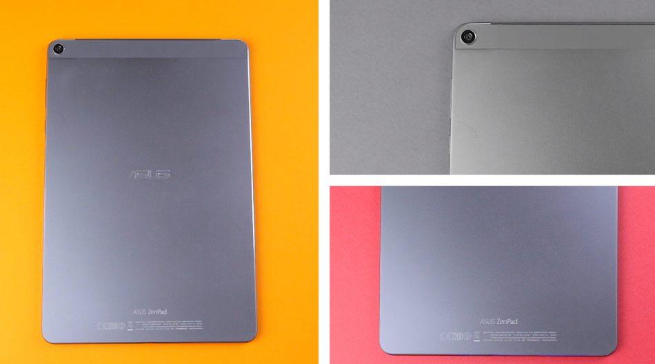 Задняя крышка у ASUS ZenPad 3S 10