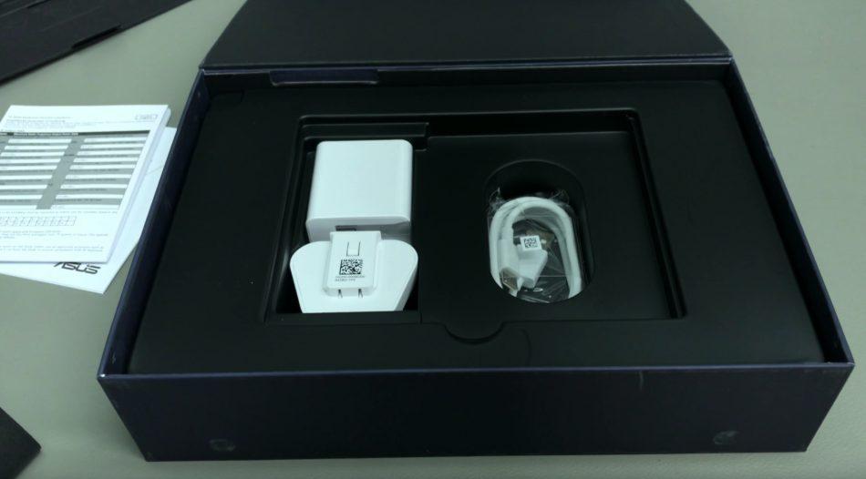 Комплектация ASUS ZenPad 3S 10