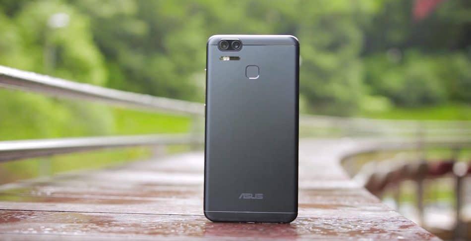 Задняя крышка ASUS Zenfon 3 Zoom
