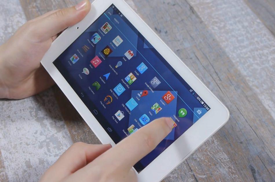 Дисплей планшета Alcatel One Touch POP 7S