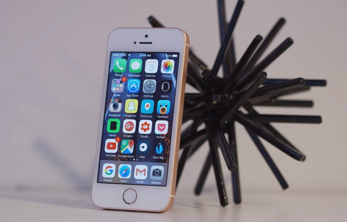 Обзор Apple iPhone SE