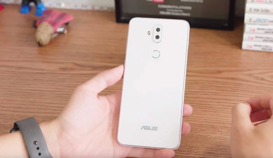 Задняя крышка Asus ZenFone 5 Lite