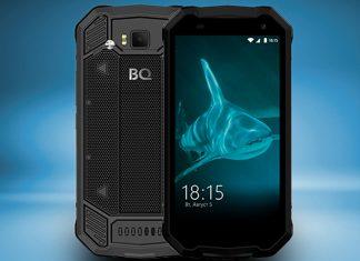 Обзор BQ-5003L Shark Pro