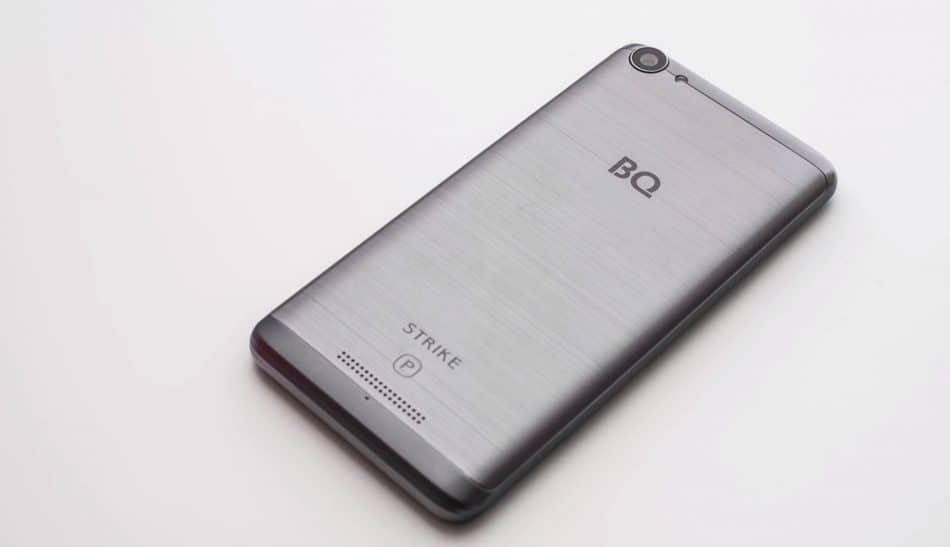 Задняя крышка у смартфона BQ-5059 Strike Power