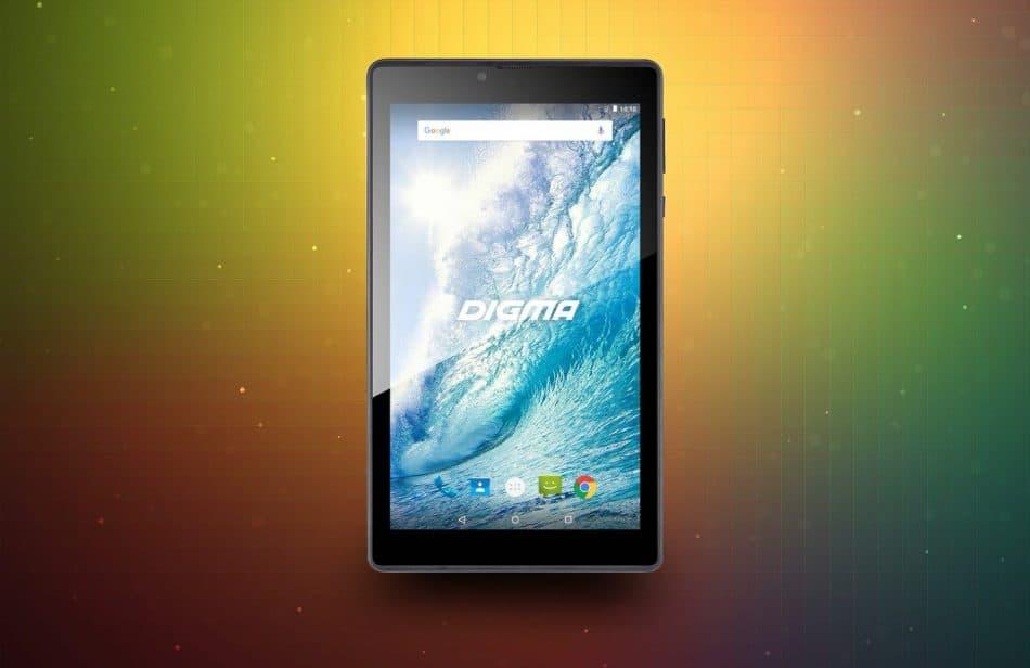 Дисплей планшета Digma Hit 7 3G