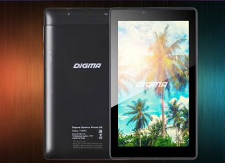Обзор Digma Optima Prime 3G