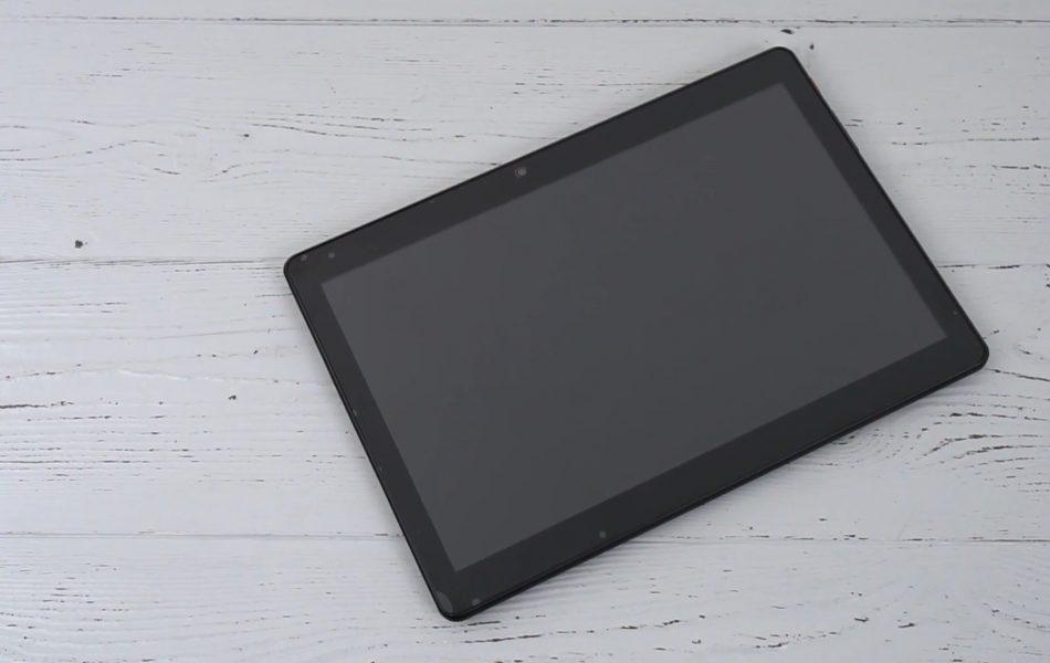 Дизайн планшета