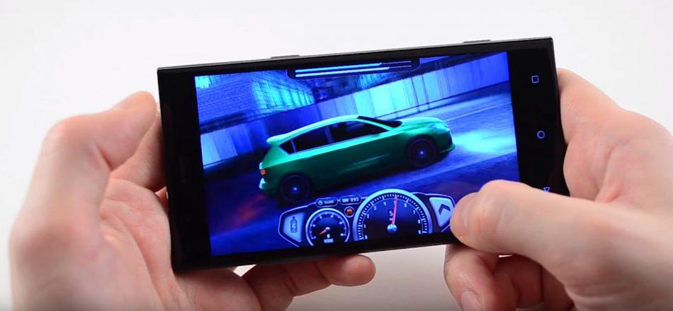 Игровой процесс на Highscreen Boost 3