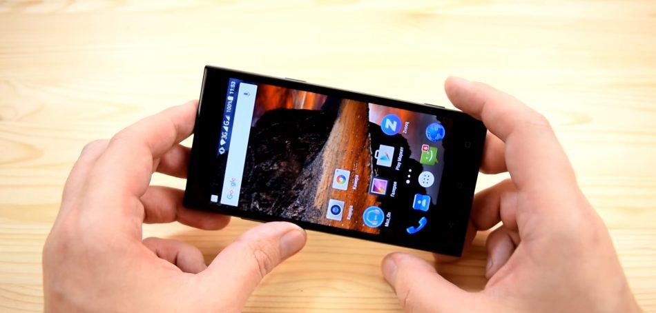 Экран смартфона Highscreen Boost 3