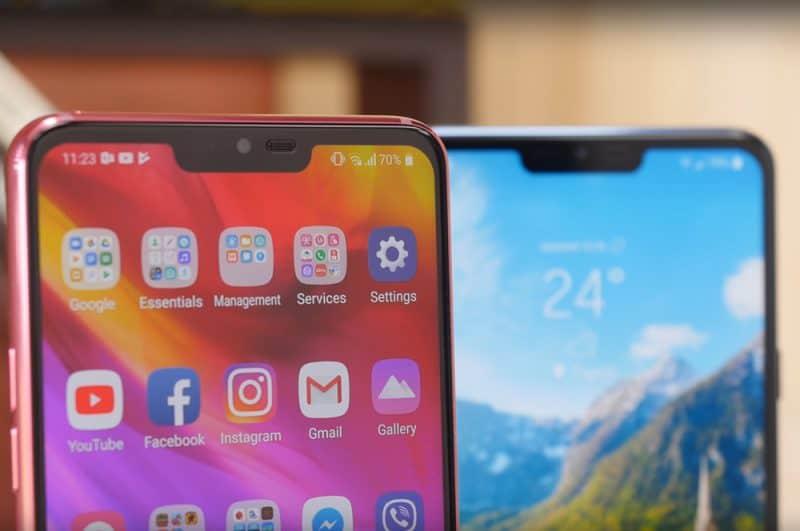 смарфон LG G7 ThinQ