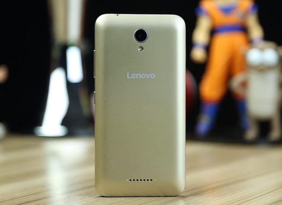 Задняя крышка смартфона Lenovo Vibe B