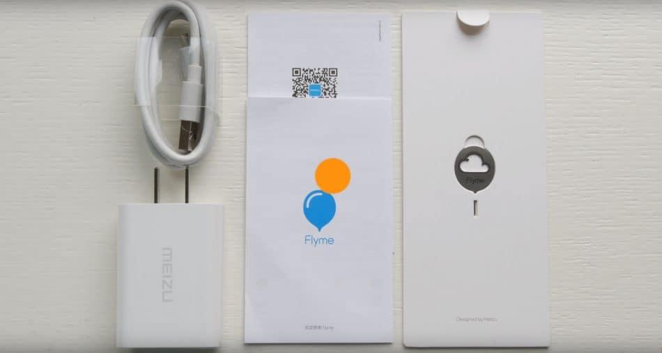 Комплектация Meizu M5 Note 4