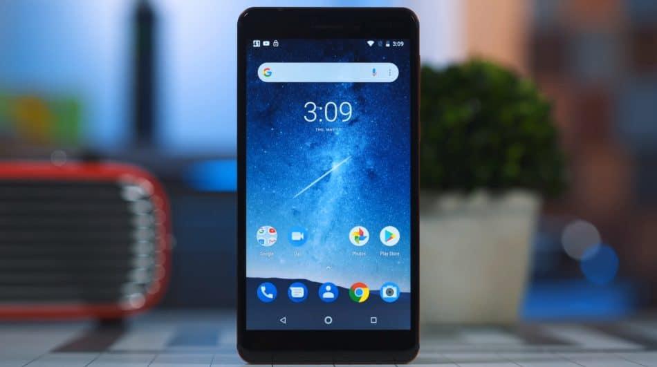 Дисплей смартфона Nokia 6.1