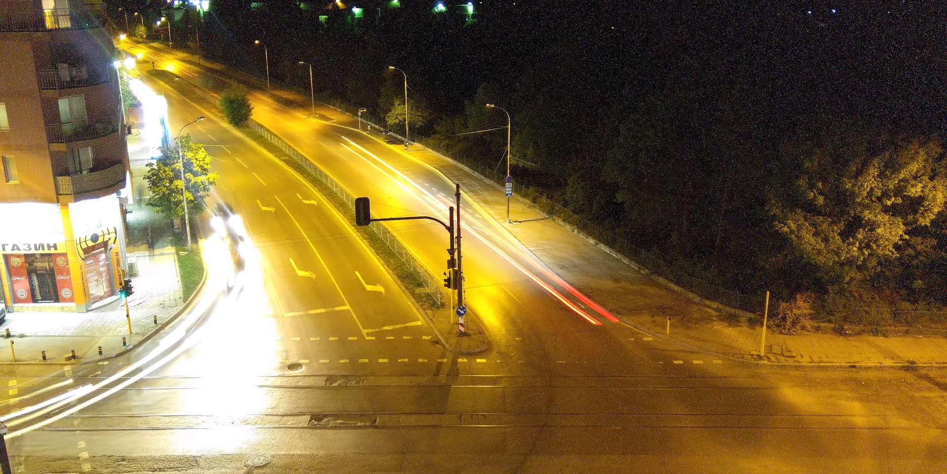 Фото в ночное время