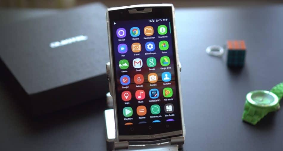 Дисплей смартфона Oukitel K10000 Pro