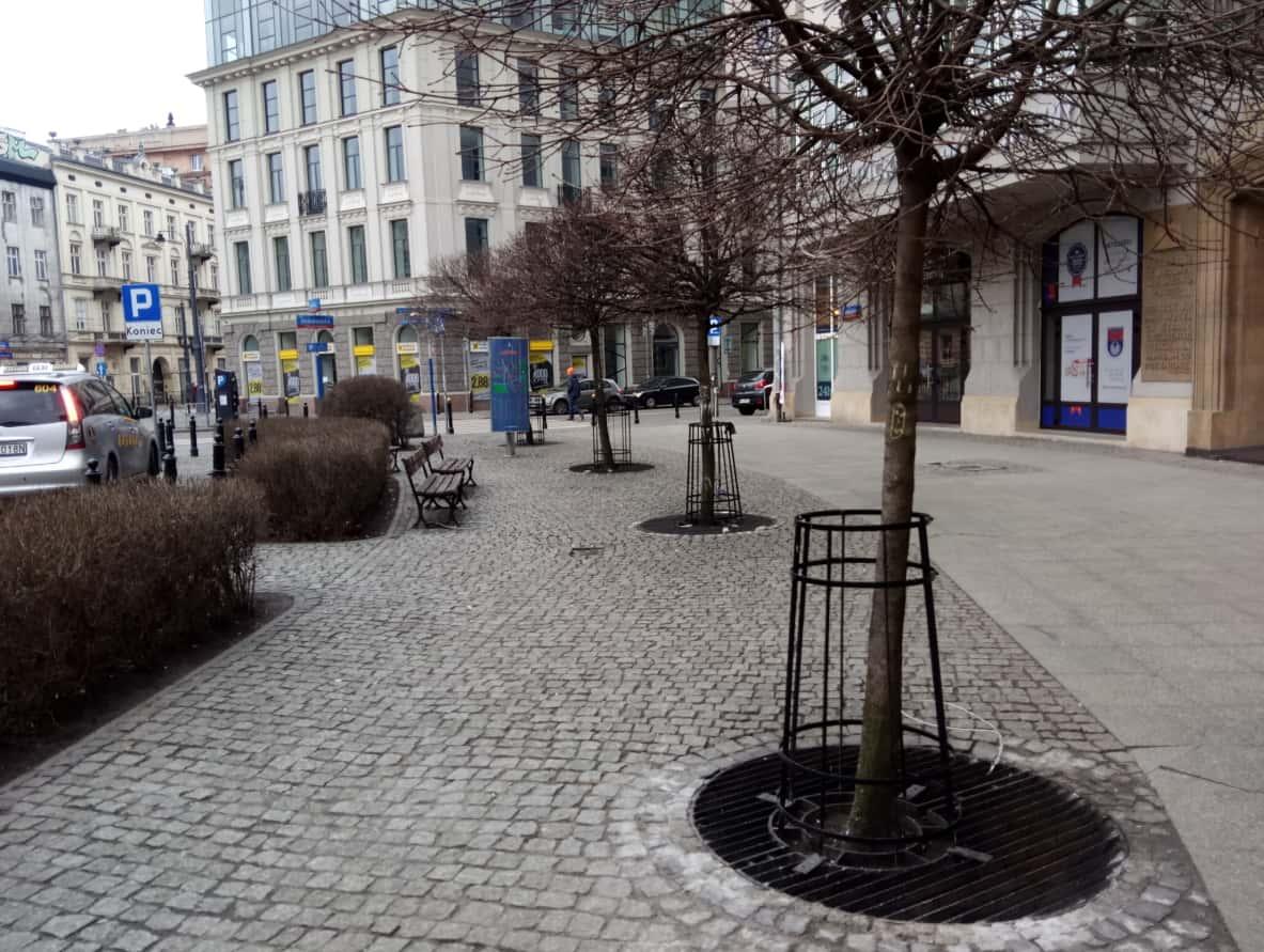Фото днем на улицах города