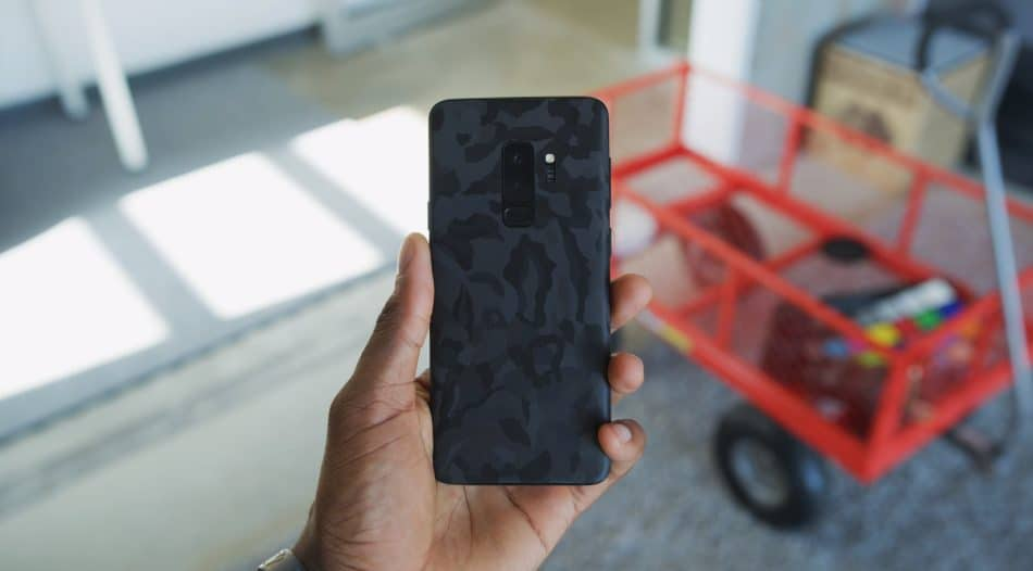Задняя крышка Samsung Galaxy S9
