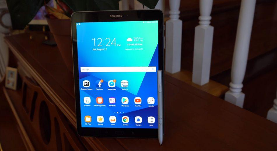 Экран Samsung Galaxy Tab S3