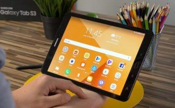 Обзор Samsung Galaxy Tab S3