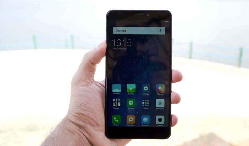 Внешний вид Xiaomi Mi Max 2