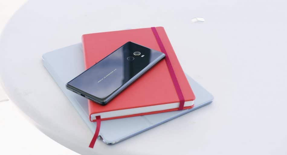 Задняя крышка Xiaomi Mi Mix 2