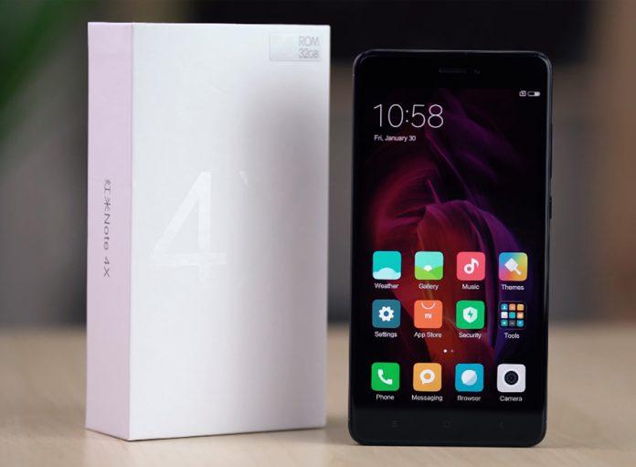 Обзор смарфона Xiaomi Redmi 4X