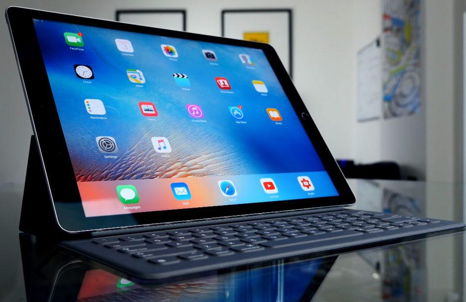 Дисплей планшета iPad Pro 12.9