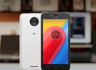Обзор Motorola Moto C