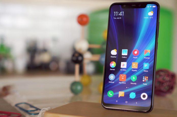 Обзор Xiaomi Mi8