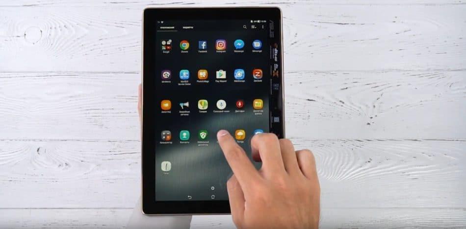 Экран ZenPad 10 Z301ML