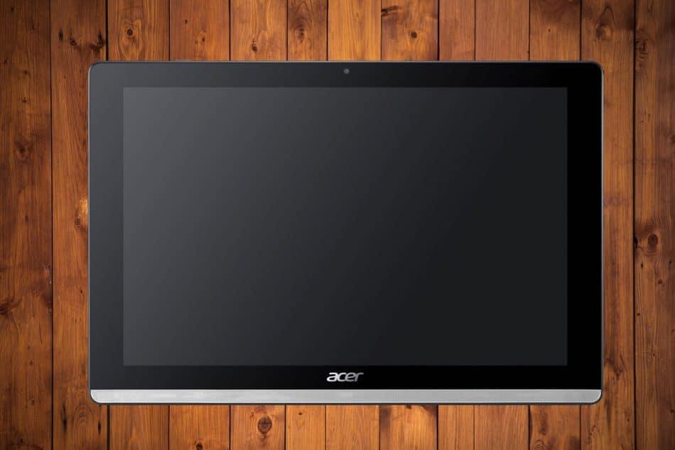 Дизайн Acer Iconia One 10