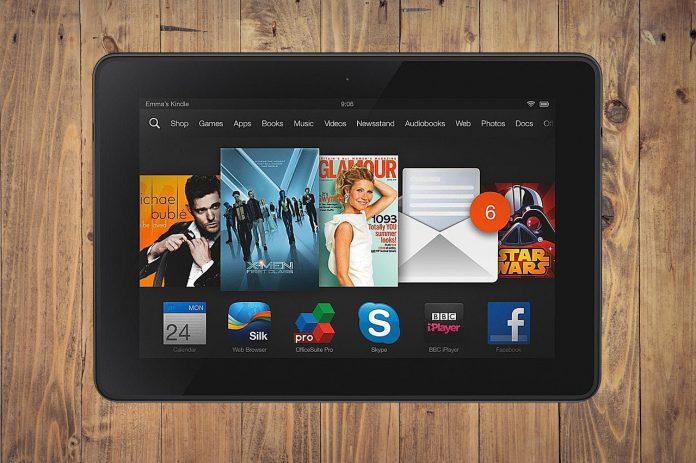 Обзор Amazon Kindle Fire HDX 7.0