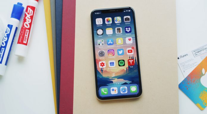 Обзор Apple iPhone X