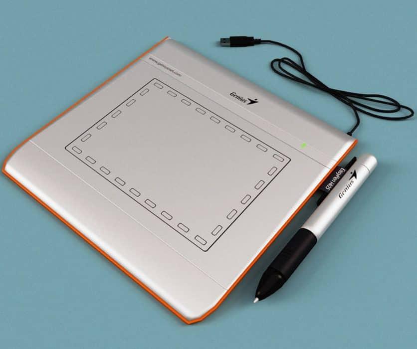 Дизайн графического планшета