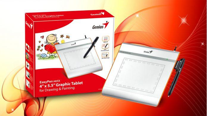 Обзор Genius EasyPen i405X