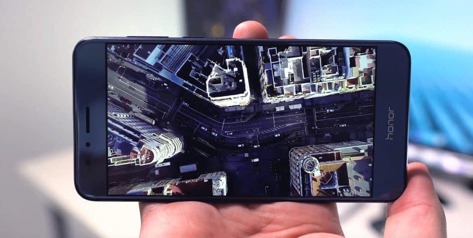 Экран Huawei Honor 8