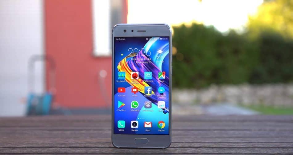 Экран Huawei Honor 9