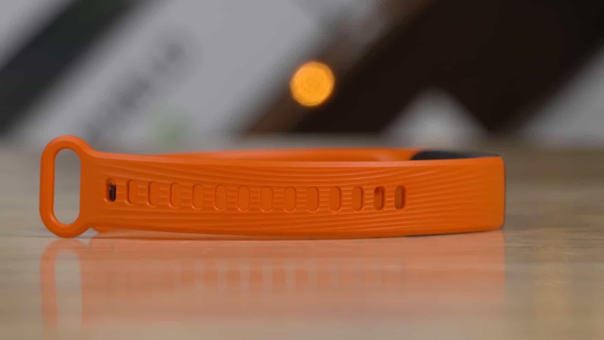 Оранжевый ремешок Honor Band 3