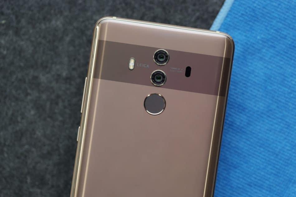Двойная камера смартфона