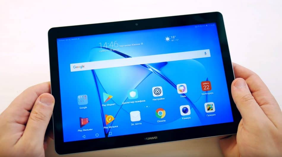 Экран Huawei MediaPad T3 10