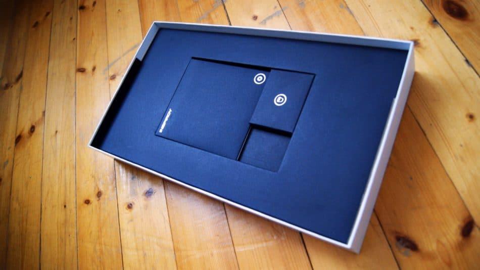 Упаковка Huion Inspiroy Q11K