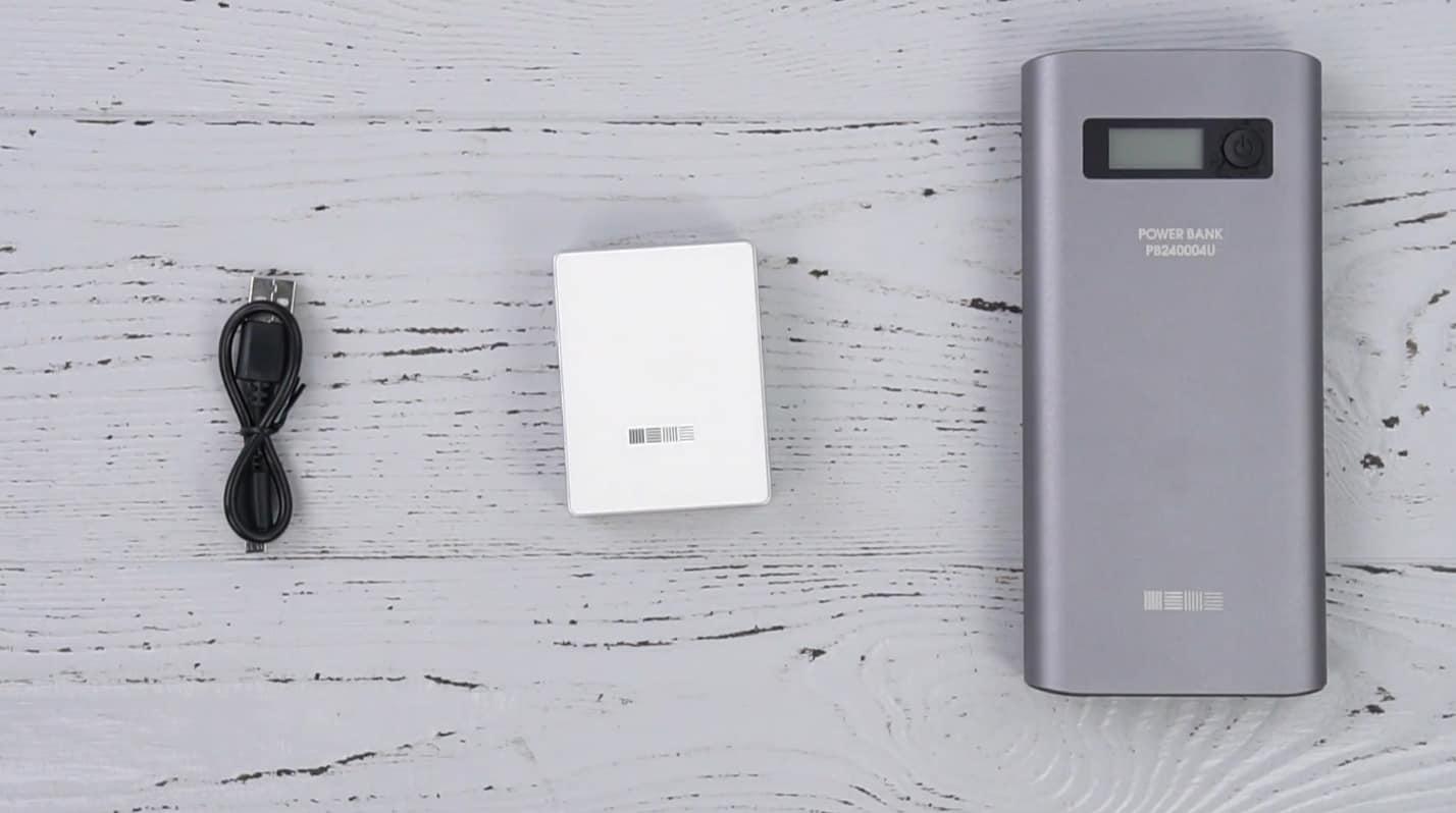 Внешний вид батареи